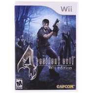Resident Evil 4 For Wii - EE703989