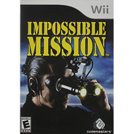 Impossible Mission For Wii - EE704021