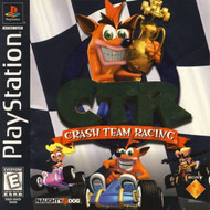 Ctr: Crash Team Racing For PlayStation 1 PS1 With Manual and Case - EE704023