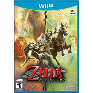 The Legend Of Zelda: Twilight Princess HD Game Only For Wii U With - EE704063