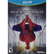 The Amazing Spider-Man 2 For Wii U With Manual And Case - EE704069