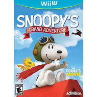 Snoopy's Grand Adventure For Wii U - EE704081