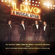 Musical Affair By Il Divo On Audio CD Album 2013 - EE704168