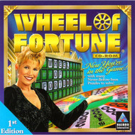 Wheel Of Fortune PC Software - EE704173