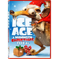 Ice Age: A Mammoth Christmas Special On DVD Anime - EE704180