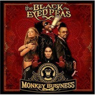 Monkey Business By The Black Eyed Peas On Audio CD Album 2005 - EE704185