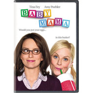 Baby Mama On DVD With Tina Fey Comedy - EE704210
