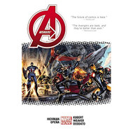 Avengers By Jonathan Hickman Volume 1 Avengers: Marvel Now! Comic Book - EE704258