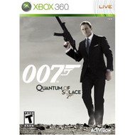 James Bond 007: Quantum Of Solace For Xbox 360 Shooter - EE704371