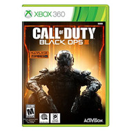 Call Of Duty: Black Ops III Standard Edition For Xbox 360 COD Shooter - EE704378