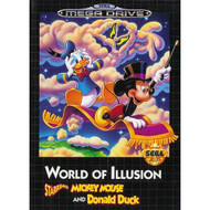 World Of Illusion Starring Disney's Mickey Mouse And Donald Duck For - EE704509