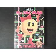 Ms Pac-Man For Sega Genesis Vintage Arcade - EE704514