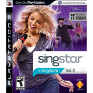 Singstar Vol 2 Stand Alone For PlayStation 3 PS3 Music - EE704575