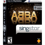 Singstar ABBA Stand Alone For PlayStation 3 PS3 Music - EE704578