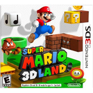 Super Mario 3D Land Game For 3DS Consoles - ZZ704607