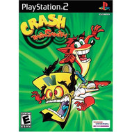 Crash Bandicoot: Twinsanity For PlayStation 2 PS2 With Manual and Case - EE704668