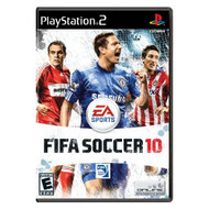 FIFA Soccer 10 For PlayStation 2 PS2 With Manual and Case - EE704678