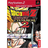 Dragonball Z Budokai Tenkaichi 2 For PlayStation 2 PS2 Fighting With - EE704693