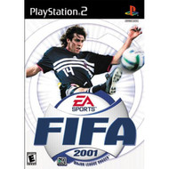 FIFA 2001: Major League Soccer For PlayStation 2 PS2 With Manual And - EE704697