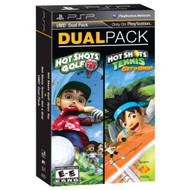 Dual Pack Hot Shots Golf: Open Tee And Hot Shots Tennis: Get A Grip - EE704733
