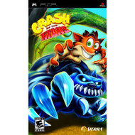 Crash Of The Titans For PSP UMD With Manual and Case - EE704745