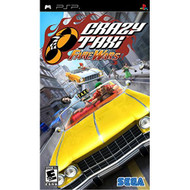 Crazy Taxi: Fare Wars Sony For PSP UMD With Manual and Case - EE704742