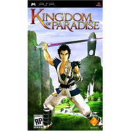 Kingdom Of Paradise Sony For PSP UMD With Manual And Case - EE704743