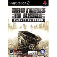 Brothers In Arms Earned In Blood For PlayStation 2 PS2 Shooter With - EE704779