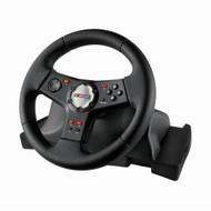 Logitech NASCAR Racing Wheel With Vibration Feedback USB 963339-0403 - EE704789