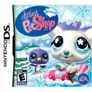 Littlest Pet Shop: Winter For Nintendo DS DSi 3DS 2DS Trivia - EE704828