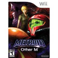Metroid: Other M For Wii With Manual And Case - EE704841