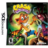 Crash: Mind Over Mutant For Nintendo DS DSi 3DS 2DS - EE704849