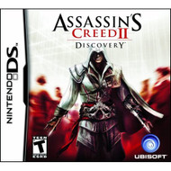 Assassins Creed 2 Discovery For Nintendo DS DSi 3DS 2DS - EE704854