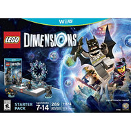 Lego Dimensions Starter Pack For Wii U 1000534189 - EE704861