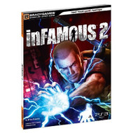 Infamous 2 Signature Series Guide Bradygames Signature Series PS3 - EE704894