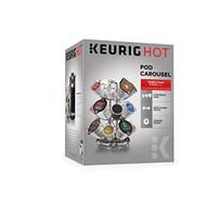 Keurig 119351 Pod Carousel Silver Updated Model - EE704905
