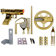 Dreamgear 15-IN-1 Player's Kit Plus Gold For Wii - EE704920