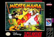 Mickey Mania: The Timeless Adventures Of Mickey Mouse Nintendo Super - EE704941