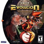 Evolution: The World Of Sacred Device For Sega Dreamcast - EE705007