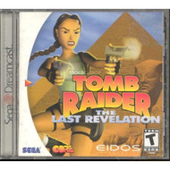 Tomb Raider: The Last Revelation For Sega Dreamcast - EE705010