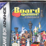 Board Game Classics Chess Checkers Backgammon For GBA Gameboy Advance - EE705054