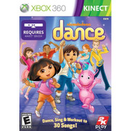 Nickelodeon Dance For Xbox 360 Music - EE705086
