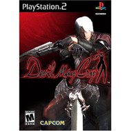 Devil May Cry For PlayStation 2 PS2 Fighting With Manual and Case - EE705104
