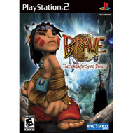 Brave: The Search For Spirit Dancer For PlayStation 2 PS2 With Manual - EE705106