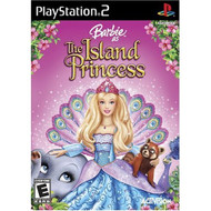 Barbie: The Island Princess For PlayStation 2 PS2 With Manual and Case - EE705111