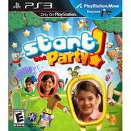 Start The Party Motion Control For PlayStation 3 PS3 - EE705125