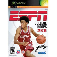ESPN College Hoops 2K5 Xbox For Xbox Original Basketball With Manual - EE705141