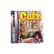 Catz For GBA Gameboy Advance Strategy - EE705162