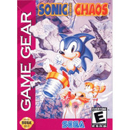 Sonic Chaos For Sega Game Gear Vintage - EE705181