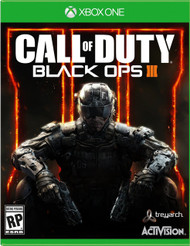 Call Of Duty: Black Ops III Standard Edition For Xbox One COD Shooter - EE705185